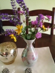 Spring and summer means cut flowers.